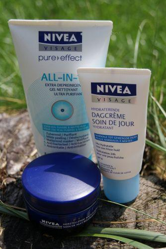 beaut,soin visage,nivea