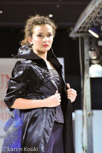 Défilé des étudiants de l'école ESMOD de Tunisie 2011 : une gloire célébrée a travers leur couture ...