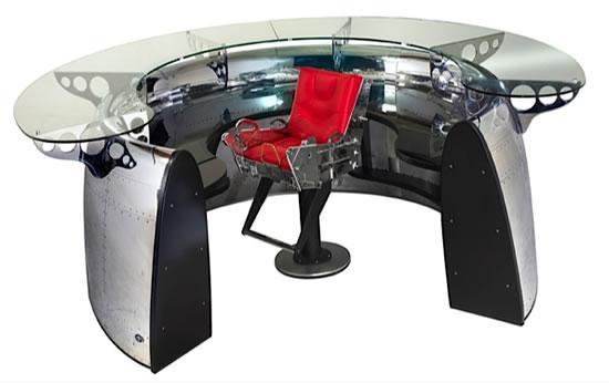 mobilier design contemporain boeing 747 | À découvrir - Meuble Bar Design Contemporain