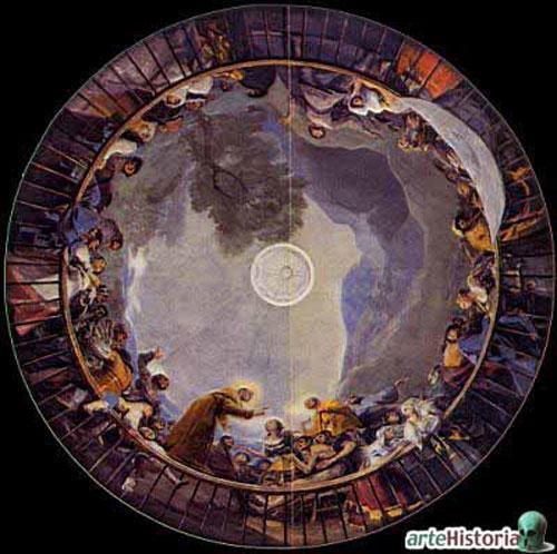 Les fresques de Goya à San Antonio de la Florida à Madrid - Paperblog