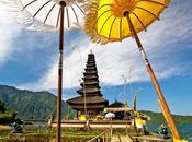 Carte Postale Temple Pura Ulun Danu