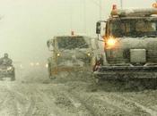 Grêce semaine entre fort seisme neige abondante Nord