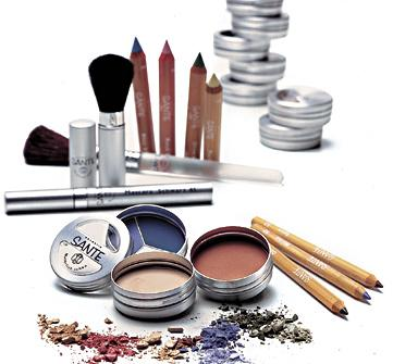 Le maquillage bio, un cadeau pour ma peau  Feminin Bio