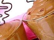 Mousses chocolat végétales SANS TOFU SOYEUX