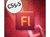 Adobe Flash CS5.5 nouveautés