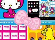 Application iTunes Hello Kitty Rody wallpaper