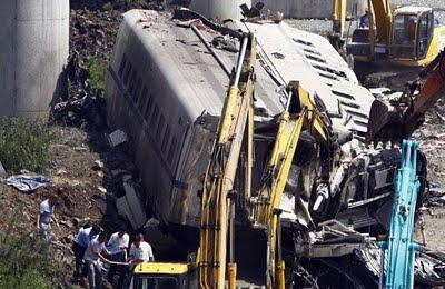 essay on railway accident