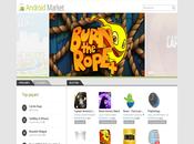 graphique téléchargement applications désormais disponible l'Android Market