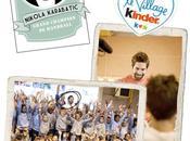 route pour village Kinder…