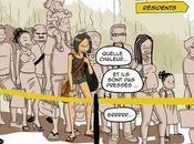 Arrivée Libreville