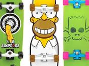 Simpsons skateboards SantaCruz