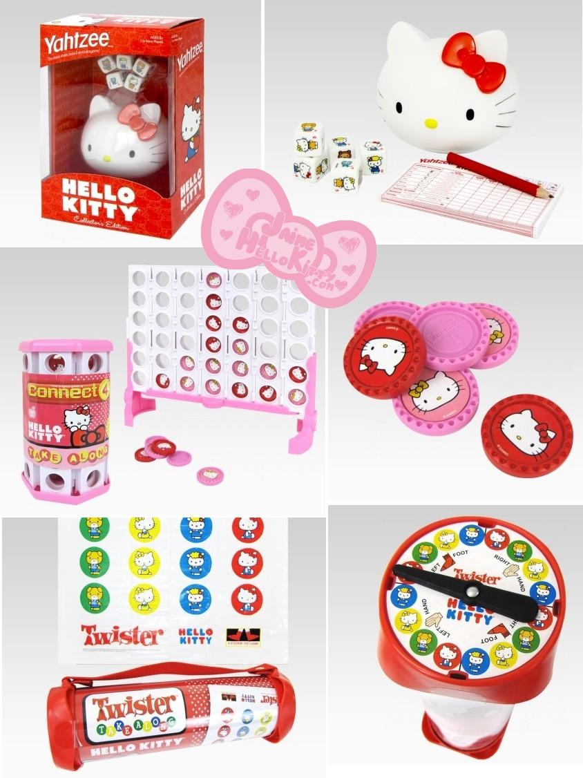 des jeux de soci t version hello kitty paperblog. Black Bedroom Furniture Sets. Home Design Ideas