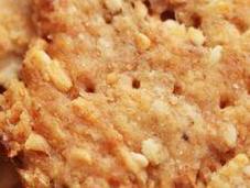 Crackers fromage, wasabi sésame