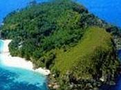 Weekends l'île Rawa (Malaisie)