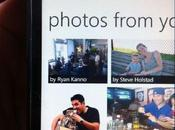 aperçu l'application Google+ pour Windows Phone