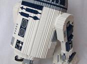 R2-D2 motorisé Lego