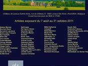 Catherine Millet, aquarelliste sculptrice, expose dans Ardennes Belges