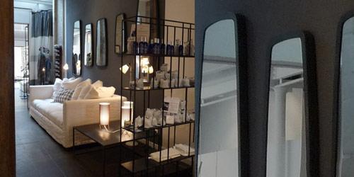Caravane place a la decoration cosmopolite d couvrir - Deco interieur caravane ...