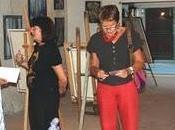 L'Atelier Peinture Ghislaine fait rentrée Septembre Varages