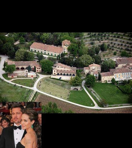 Les plus belles maisons de stars en images paperblog - Les maison les plus belle ...