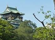 Osaka château