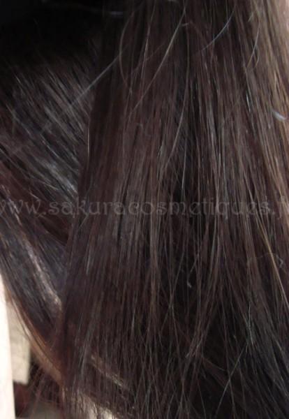Pourquoi tombent les cheveux quand tu te laisses pousser