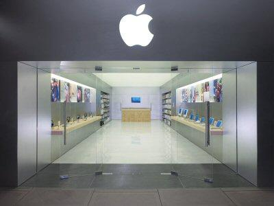 un apple store bient t la d fense paperblog. Black Bedroom Furniture Sets. Home Design Ideas