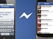 Facebook lance nouvelle application chat, baptisée Messenger, pour Android iPhone