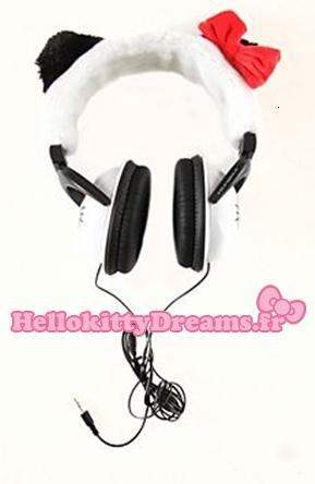coup de coeur casque audio hello kitty panda lire. Black Bedroom Furniture Sets. Home Design Ideas
