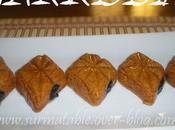 Makrouts (losanges pate dattes)