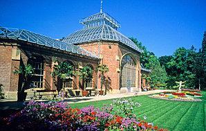 Le jardin botanique de metz d couvrir for Jardin botanique metz