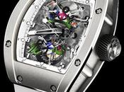 Richard Mille tourbillon pour Dragon's Heart Foundation Jackie Chan