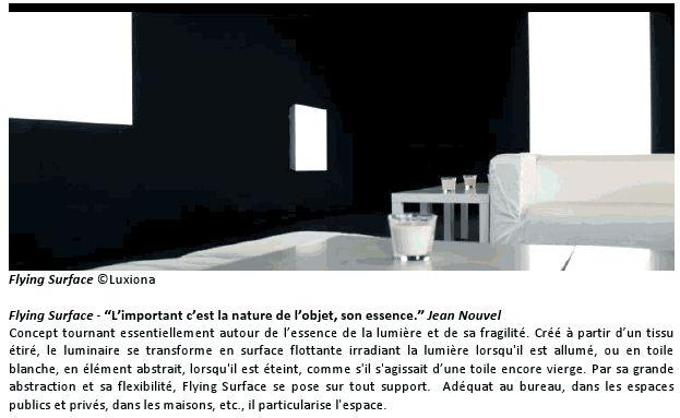 paris design week r trospective jean nouvel paperblog. Black Bedroom Furniture Sets. Home Design Ideas