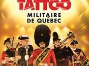 Tattoo militaire Québec août 2011 Colisée Pepsi