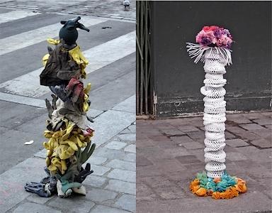 Art urbain Potogreen et Potobos