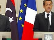 Sarkozy s'allie islamistes radicaux contre Kadhafi