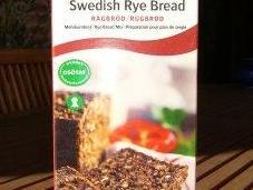 Pain seigle suédois Swedish bread