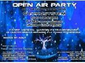 Ekkosystem Open party