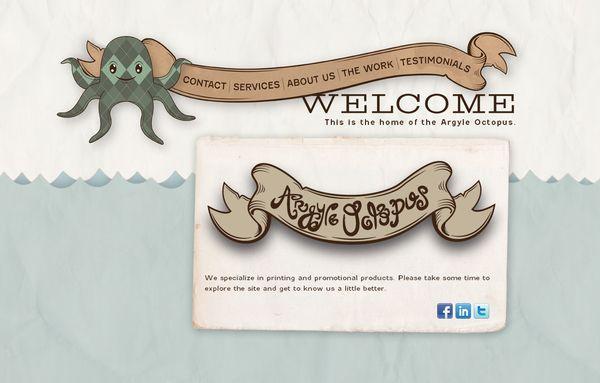 argyleoctopus - site avec illustration