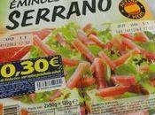 Verrines serrano l'espuma feve verrines tomates-oeufs durs-anchois