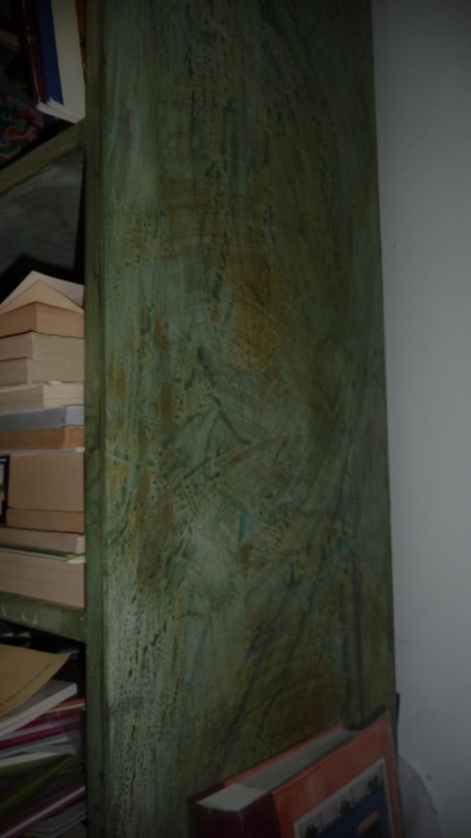 Recette de peinture la chaux saine et conomique paperblog - Peinture effet chaux ...