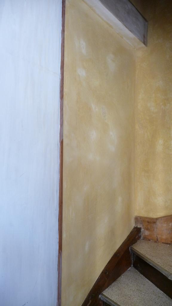 Recette de peinture la chaux saine et conomique - Peinture a la chaux ...