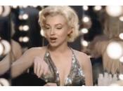 fait Marilyn Monroe dans dernier spot J'adore Dior