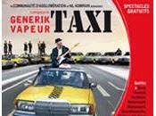 Dans festival, faire tour gratuit taxi, cela vous