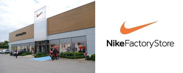 Le plus grand Nike Factory à Plaisir
