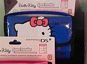 Etuis Coques Hello Kitty pour Nintendo