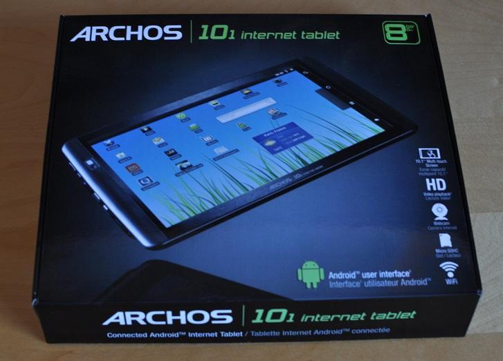 avis tablette archos it