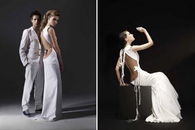 5 robes de mariée au dos nu plongeant? Oui, je le veux!