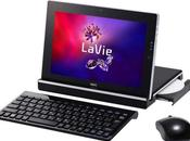 LaVie Touch tablette sous Windows