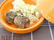 Boulettes porc citronnelle